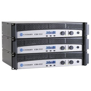 1000W POWER AMP W/DSP