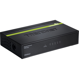 5-PORT GIG SWITCH UN-MAN GN