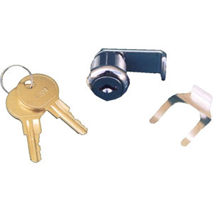 CAM LOCK W/TWO E001 KEYS