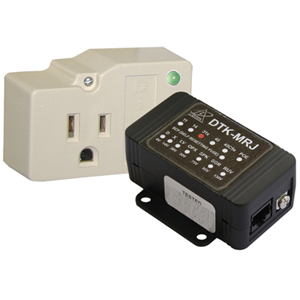 SURGE PROT 1-OUTLET/RJ31X KIT