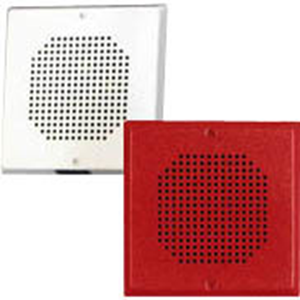 2W SPK,SQ,WALL/CEIL,RED