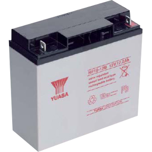 12V 17.2AH SLA BATTERY NB