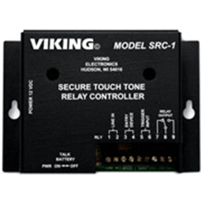 SECURE REMOTE DTMF CONTROL