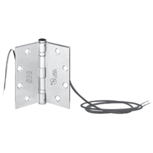 4 1/2  ELECTRIC HINGE 4 WIRES