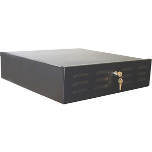 DVR/VCR LOCK BOX WITH FAN- 20