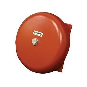 BELL,IN/OUT,12V,10  SHELL,RED