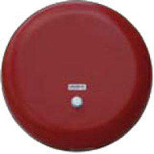 BELL,IN/OUT,24V,6  SHELL,RED