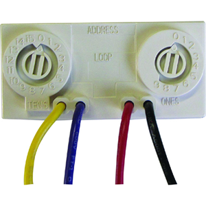 ADDRESSABLE MINI-MNTR MODULE