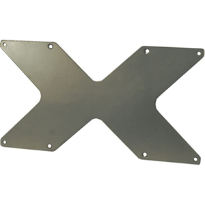 400 X 200MM VESA ADAPTER PLATE