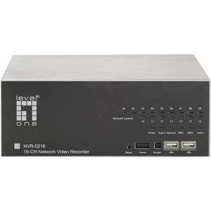 16-CH NETWORK VIDEO RECORDER