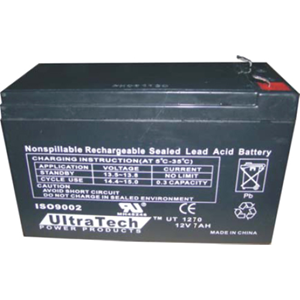 12V 7AH SLA BATTERY
