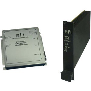 RACK CARD 2 FIBER 10/100ETHRNT