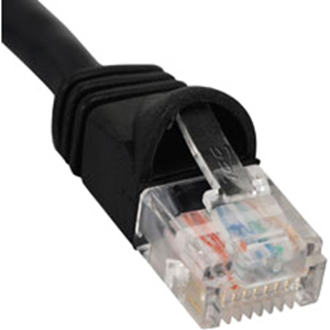 5-FT CAT6 PATCH CABLE BLACK