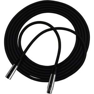 XLR CABLE 10  MALE TO FEMALE