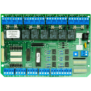 8 OUTPUT UNIVERSAL RELAY BOARD