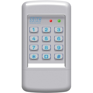 500 USER WEATHR DIGITAL KEYPAD