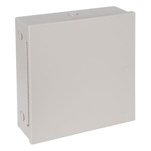 INSTRUMENT BOX 12 X12 X4 BEIGE
