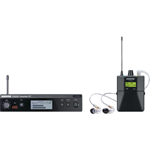 PSM300 WIRELESS SYSTEM W/SE112