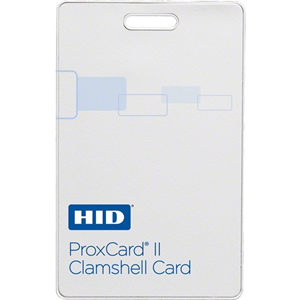 HID CLAMSHELL CARDS - 25 PACK