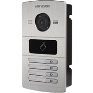 4-UNIT IP VIDEO DOOR STATION