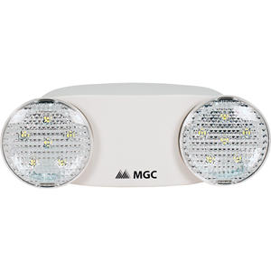 TWIN SPOT LED EMRGNCY LGHT3W