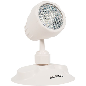 UNIV. 2W LED EMER REMOTE HEAD